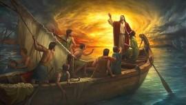 Gesu dice... Abbiate fiducia incondizionata in Me