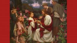 Иисус говорит: ,Помогите Мне построить Царство Мое на земле'