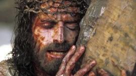 耶稣说。。。拿起十字架然后不要批判