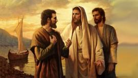 ÜCÜNÇÜ ANTLAŞMA Bölüm 13… Jesus´un ve Elçilerinin Misyonu ve Misyonunun Anlamı