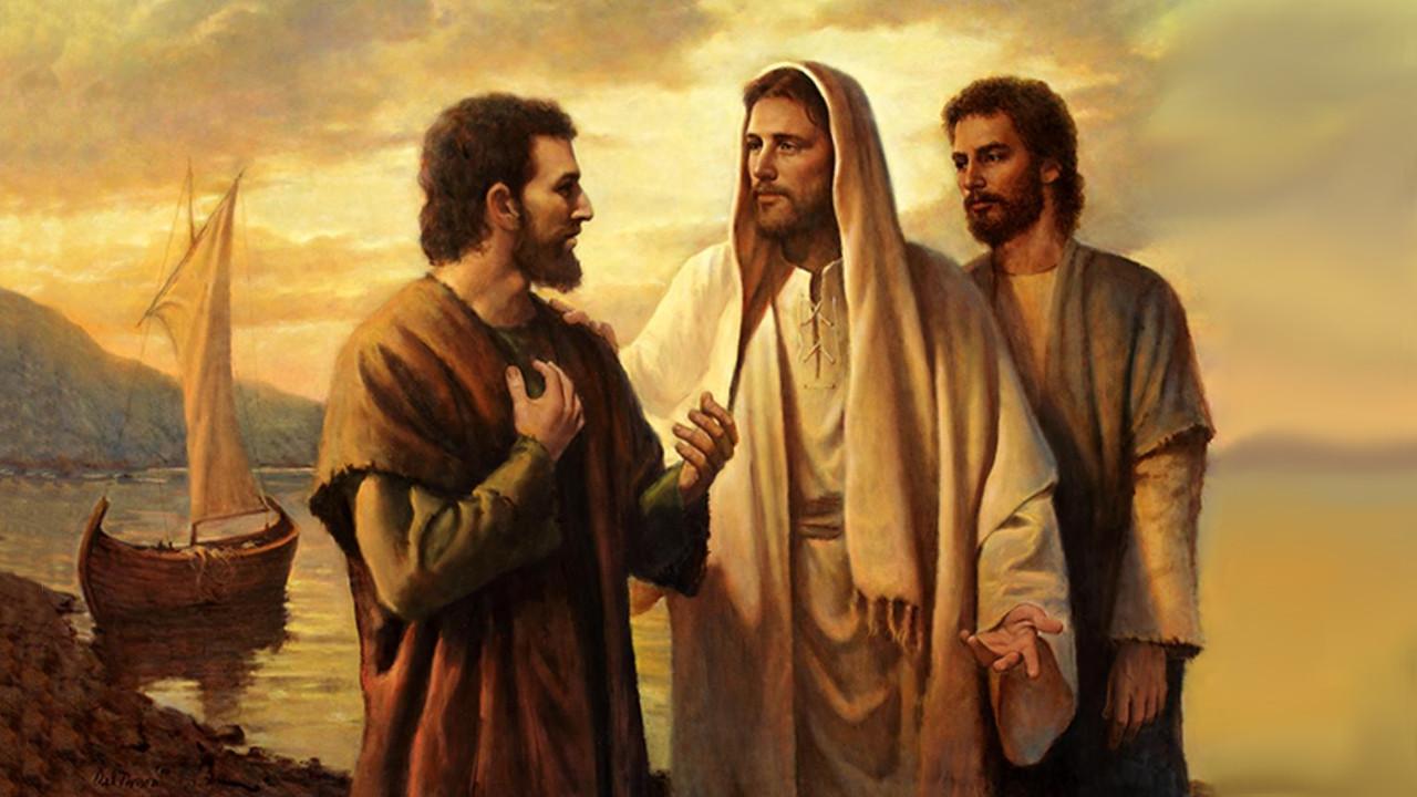ÜCÜNÇÜ ANTLAŞMA Bölüm 13... Jesus´un ve Elçilerinin Misyonu ve Misyonunun Anlamı