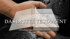 Das dritte Testament - The third Testament
