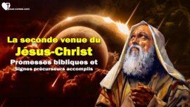 Le Troisieme Testament Chapitre 1-2-seconde venue du Christ-Promesses bibliques-Signes precurseurs accomplis