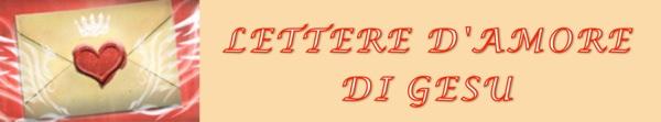 Lettere d_Amore di Gesu - Love Letters from Jesus in italian