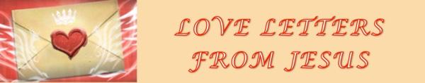 LoveLetters from Jesus - PDF Documents Download