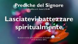 PREDICHE DEL SIGNORE GESU-06-Luca-2_33-40 Lasciatevi battezzare spiritualmente-La presentazione di Gesù nel Tempio-Mayerhofer-1280