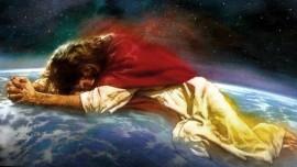 Иисус говорит о Своей печали