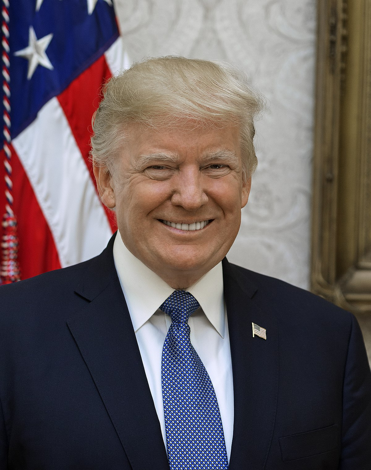 Donald Trump - Präsident Donald Trump - President Donald Trump