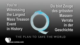 Wer ist Q - Who is Q - The Largest Mass Treason Event in History - Der groesste Massenverrat in der Geschichte