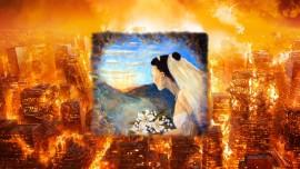 Jésus dit… Vous vous sentirez en paix au milieu du chaos