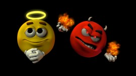Иисус говорит… Что вы делаете другим, то действительно возвращается к вам
