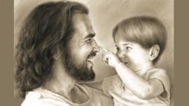 Иисус говорит: ,Начинай твой день в Моей радости и в Моих объятиях'
