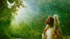 Jésus dit… Accroche-toi à Moi, Ma fiancée