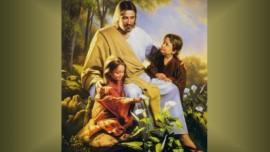 Иисус говорит: ,Я все могу сделать с вами, Я прошу только о двух вещах'
