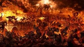 Идешь ты тоже в ад, чтобы там господствовать?