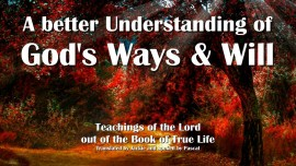 2017-06-07 - BETTER UNDERSTANDING OF THE LORD's WAYS & WILL-Book of the true Life-Loss of a Child Losss of a Loved One-1280