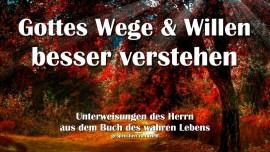 2017-06-07 - GOTTES WEGE VERSTEHEN GOTTES WILLEN VERSTEHEN-Das Buch des wahren Lebens-Verlust eines geliebten Menschen-Verlust eines Kindes-1280