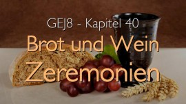 GEJ8-040-EHESEGNUNG ABENDMAHL ZEREMONIEN-Jesus erlaeutert Grosses Johannes Evangelium Band 8 Jakob Lorber