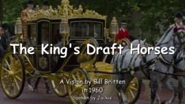 2016-11-27 - The Kings Draft Horses