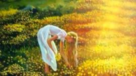 Иисус говорит… ,Вы являетесь творением света и Я восстановлю вашу детскую чистоту'