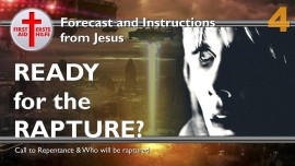 Forecast from Jesus-Rapture-Tribulation-Are you ready for the Rapture-Part 4-Loveletter from Jesus-1280