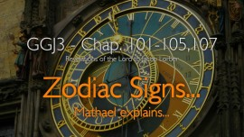 Great Gospel of John Volume 3-101-Zodiac Signs-Jacob Lorber-1280