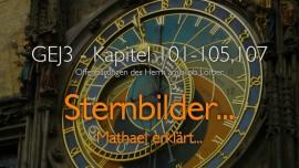 Grosses Johannes Evangelium Band 3-Sternbilder-Jakob Lorber