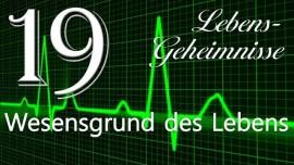 Lebensgeheimnisse Gottfried Mayerhofer 19-Wesensgrund des Lebens-Lebens-Geheimnisse offenbart