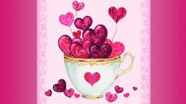 Иисус говорит о Своих маленьких чайных чашках и о Своем противоядии против зависти