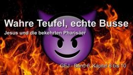 Das Grosse Johannes Evangelium Jakob Lorber-Wahre-Teufel_Echte-Busse