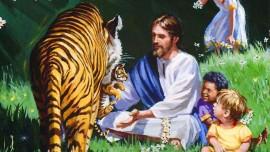 Иисус говорит: ,Если не обратитесь и не будете, как дети...'