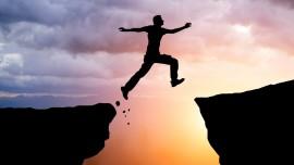 Иисус говорит: ,Ждите Моих действий, когда вы выходите в вере и доверии'