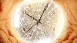 Иисус говорит о бóльшем времени... ,Для Меня 5 лет, как 5 минут'