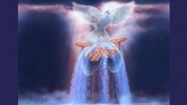 Иисус говорит о возрождении и о танцплощадках на облаках
