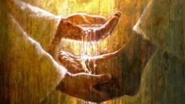 Иисус говорит: ,Смирение и любовь к ближнему являются обязательным условием для бòльших даров'