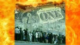 Иисус говорит: ,Американский финансовый крах неизбежен'