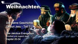 Weihnachten-Geburt Jesu-Wer ist Jesus Christus-Jakobus Evangelium-Kindheit und Jugend Jesu-Jakob Lorber