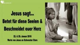 2018-01-22 - Betet fuer diese Seelen-Beschneidet euer Herz-Kinderhandel-Missbrauch-Liebesbrief von Jesus