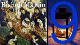 Jacob Lorber-Beyond the Threshold-Bishop Marin-A Bishop is dying-Jesus explains Deathbed-Scenes