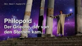 Jakob Lorber-Das Grosse Johannes Evangelium Band 1-Philopold-Der Grieche von den Sternen