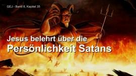 Jakob Lorber Das grosse Johannes Evangelium Band 8-Jesus erklaert die Persoenlichkeit Satans