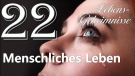 Jesus offenbart Lebensgeheimnisse Gottfried Mayerhofer-22-Menschliches Leben