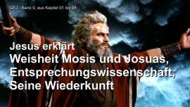 Das Grosse Johannes Evangelium Jakob Lorber-Weisheit Mosis-Entsprechungswissenschaft-Wiederkunft von Jesus