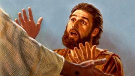 第二十次耶穌講道......主顯現給門徒