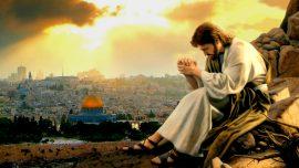 第35次耶穌的寶訓-耶和華的哀悼耶路撒冷