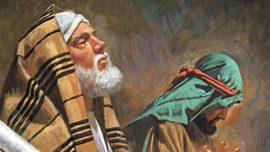 佈道36 - 路加福音18:9-14 法利賽人和公僕的比喻和邁耶霍費爾