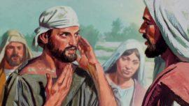 第三十七篇講道耶穌......醫治聾啞人