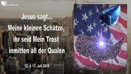 2018-07-12_17 - Meine kleinen Schaetze-Ihr seid Mein Trost inmitten der Qualen-Amerika-Patrioten-Liebesbrief von Jesus