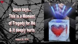 2018-08-30 - Jesus is against Death Penalty-Moment of Tragedy-Indictments in America-Love Letter from Jesus