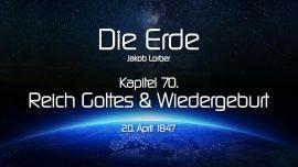 DIE ERDE Jakob Lorber-70-Das Reich Gottes-Wie werde ich wiedergeboren-Die Wiedergeburt-Das Zweite Gesicht-1280